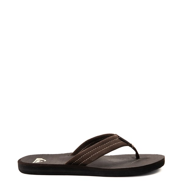 Main view of Mens Quiksilver Carver Sandal - Brown