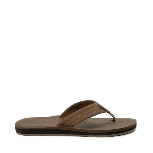 Main view of Mens Quiksilver Carver Sandal - Tan