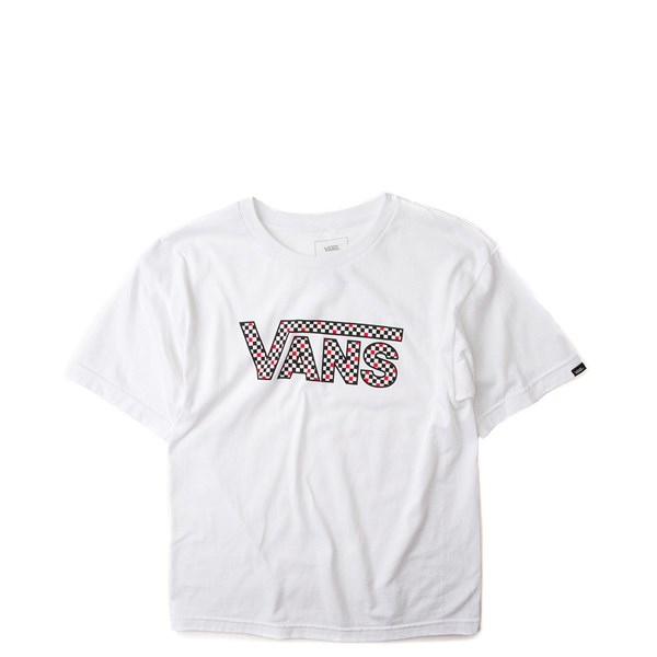 026e7ea93f Vans Checkerboard Tee - Little Kid ...
