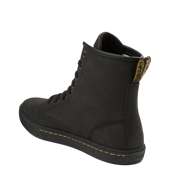 alternate view Womens Dr. Martens Sheridan 8-Eye Boot - BlackALT2