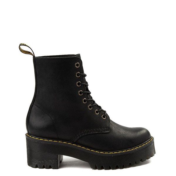 Womens Dr. Martens Shriver Hi 8-Eye Boot - Black