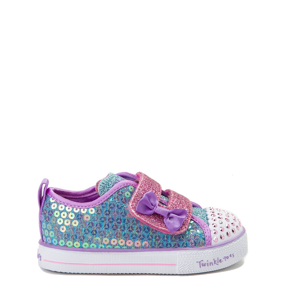 Toddler Skechers Twinkle Toes Mermaid Sneaker