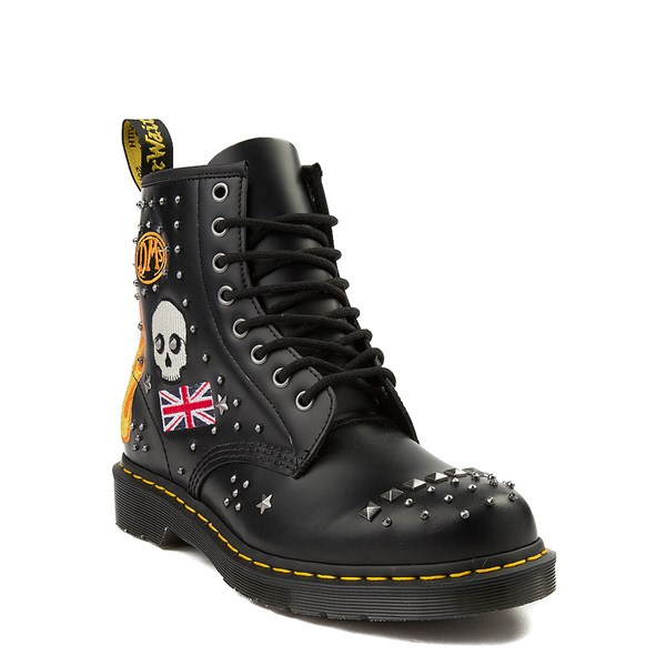 Alternate view of Dr. Martens 1460 8-Eye Rockabilly Boot
