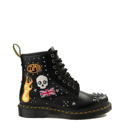 Main view of Dr. Martens 1460 8-Eye Rockabilly Boot