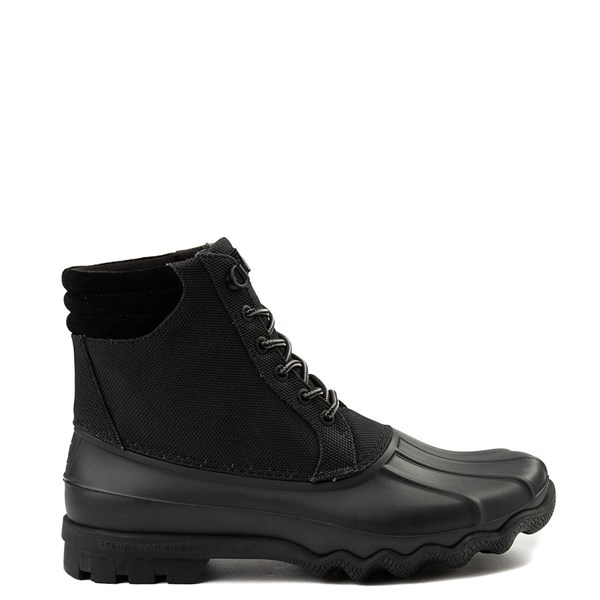 Default view of Mens Sperry Top-Sider Avenue Heavy Nylon Duck Boot - Black