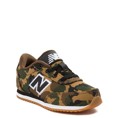 Alternate view of New Balance 501 Camo Athletic Shoe - Baby / Toddler