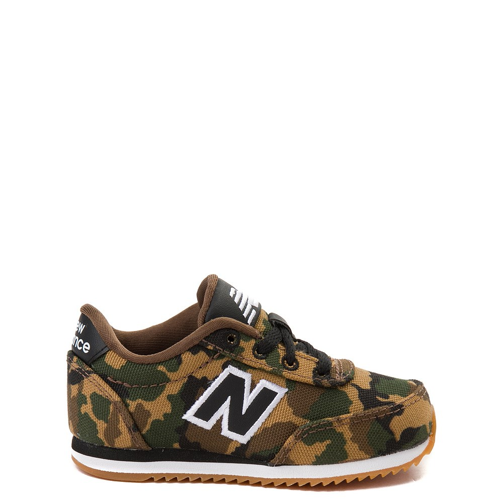 New Balance 501 Camo Athletic Shoe - Baby / Toddler