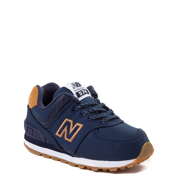 alternate view New Balance 574 Athletic Shoe - Baby / ToddlerALT1