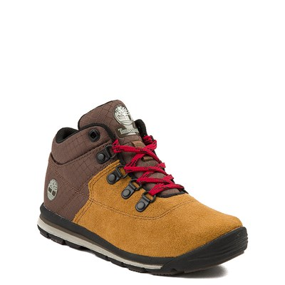 Alternate view of Timberland GT Rally Hiker Boot - Little Kid - Brown