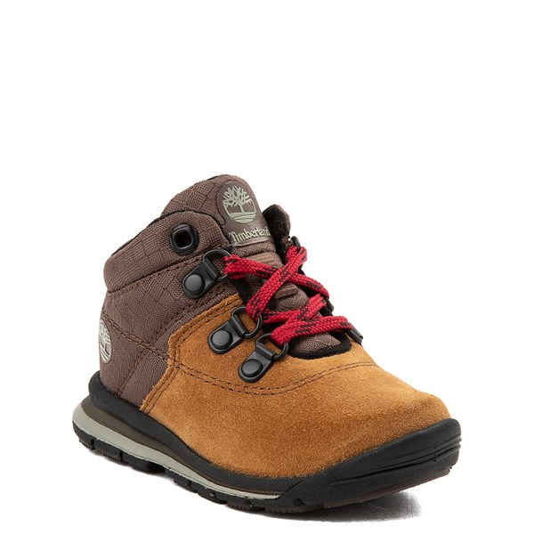 Alternate view of Timberland GT Rally Hiker Boot - Toddler / Little Kid - Brown