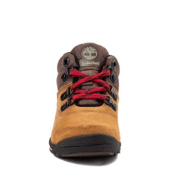 alternate view Timberland GT Rally Hiker Boot - Toddler / Little Kid - BrownALT4
