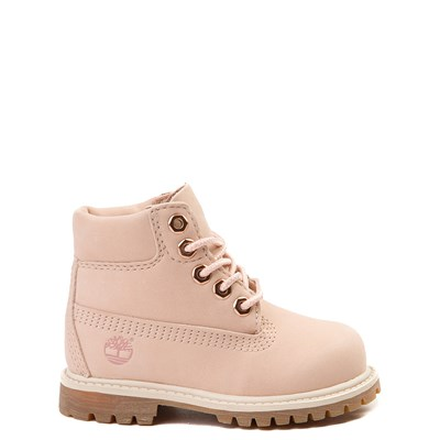 "Main view of Timberland 6"" Classic Boot - Toddler / Little Kid - Light Pink"
