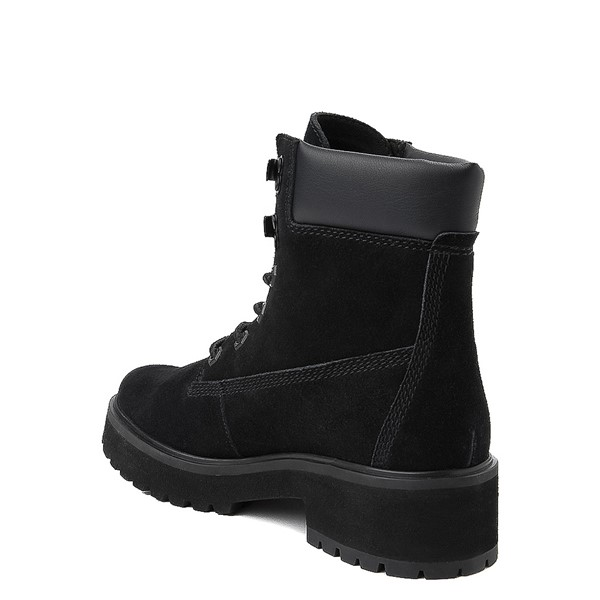 alternate view Womens Timberland Carnaby Cool Boot - BlackALT1