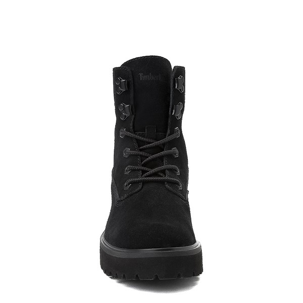 alternate view Womens Timberland Carnaby Cool Boot - BlackALT4