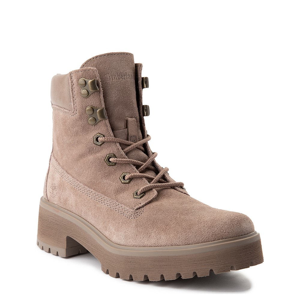 Womens Timberland Carnaby Cool 6 Zoll Boots in Taupe | Fruugo