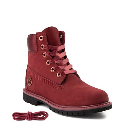 "Alternate view of Womens Timberland 6"" Premium Satin Collar Boot"