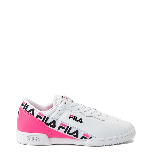 Default view of Womens Fila Original Fitness Tape Athletic Shoe