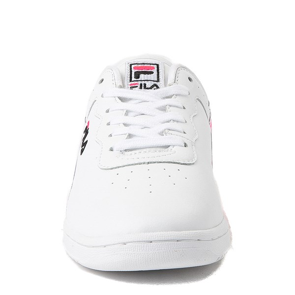 alternate view Womens Fila Original Fitness Tape Athletic ShoeALT4