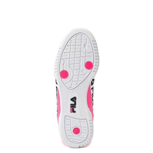 alternate view Womens Fila Original Fitness Tape Athletic ShoeALT5