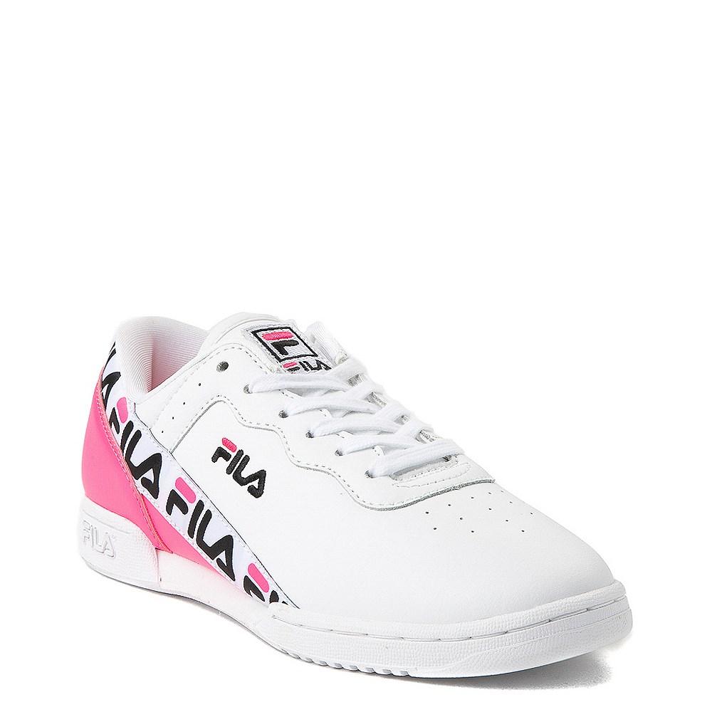 df4570657b Womens Fila Original Fitness Tape Athletic Shoe