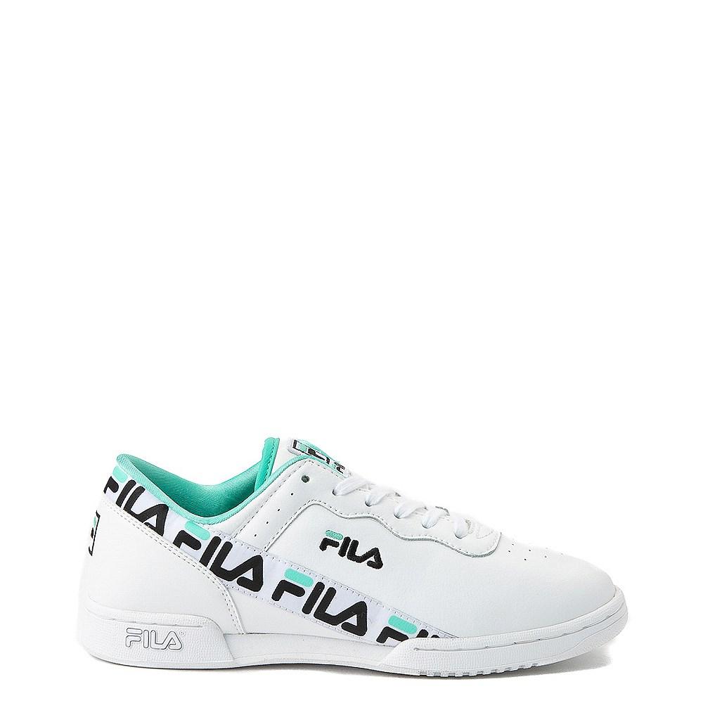Womens Fila Original Fitness Tape Athletic Shoe