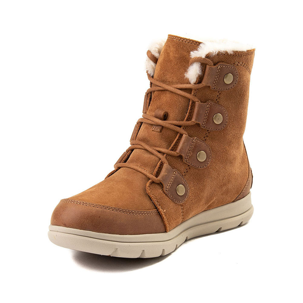 alternate view Womens Sorel Explorer™ Joan Boot - Camel BrownALT2