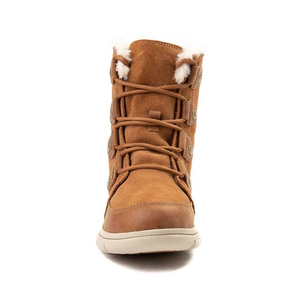 alternate view Womens Sorel Explorer™ Joan Boot - Camel BrownALT4