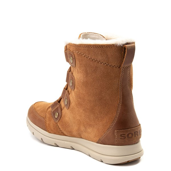 alternate view Womens Sorel Explorer™ Joan Boot - Camel BrownALT2