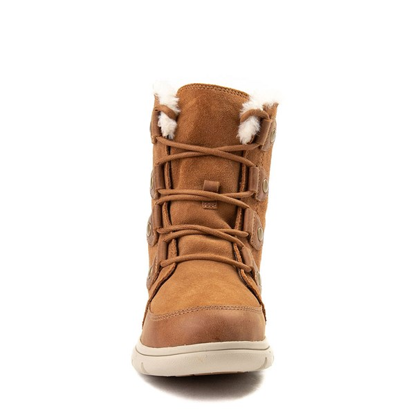 alternate view Womens Sorel Explorer™ Joan Boot - Camel BrownALT4