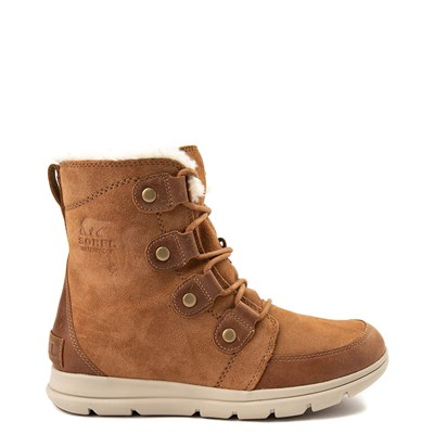 Main view of Womens Sorel Explorer™ Joan Boot - Camel Brown