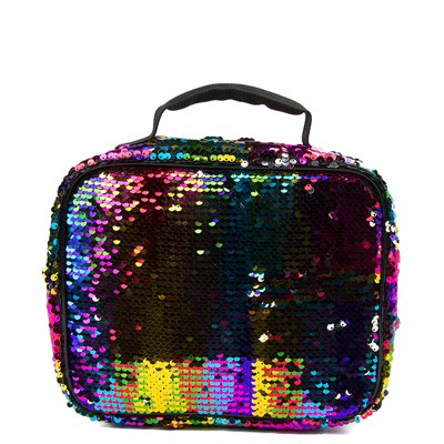 Alternate view of Sequin Lunchbox