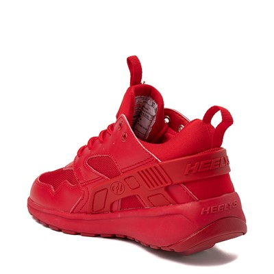 Alternate view of Heelys Force Skate Shoe - Little Kid / Big Kid - Red Monochrome