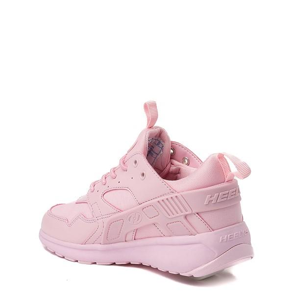 alternate view Heelys Force Skate Shoe - Little Kid / Big Kid - Pink MonochromeALT1