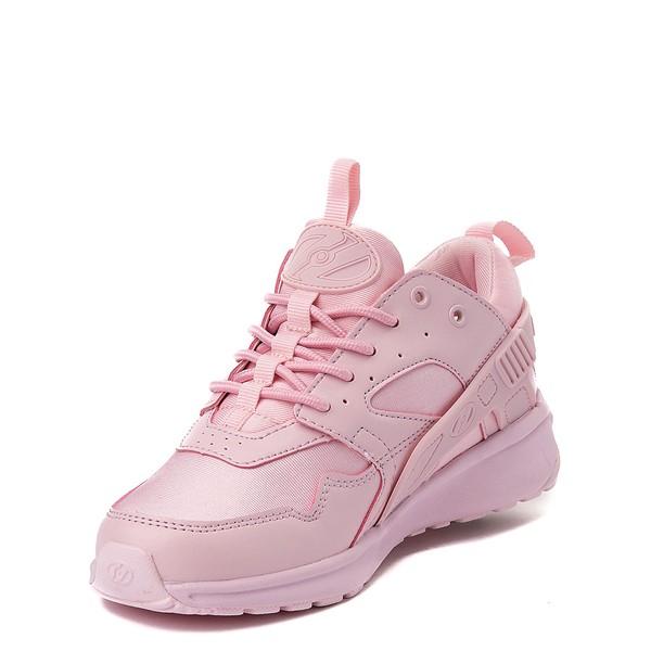 alternate view Heelys Force Skate Shoe - Little Kid / Big Kid - Pink MonochromeALT2