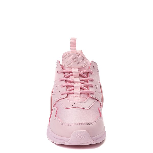 alternate view Heelys Force Skate Shoe - Little Kid / Big Kid - Pink MonochromeALT4