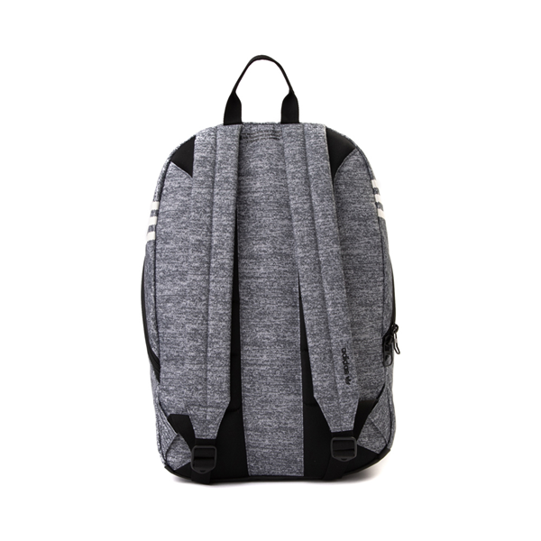 alternate view adidas National Backpack - Heather GrayALT1
