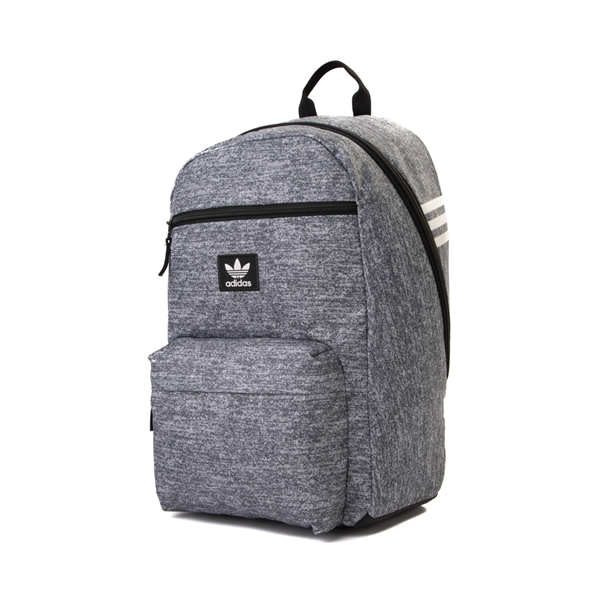 alternate view adidas National Backpack - Heather GrayALT2