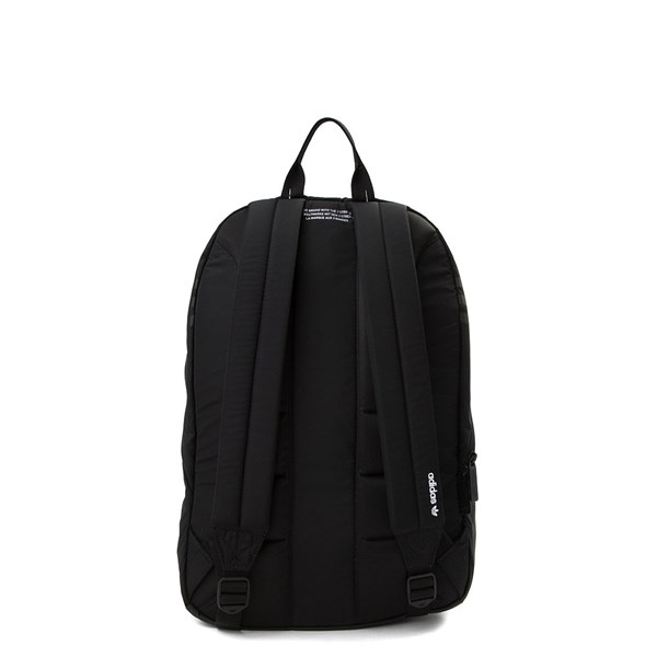 alternate view adidas National Plus Backpack - Black / WhiteALT1