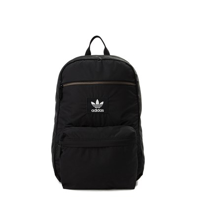 Main view of adidas National Plus Backpack - Black / White