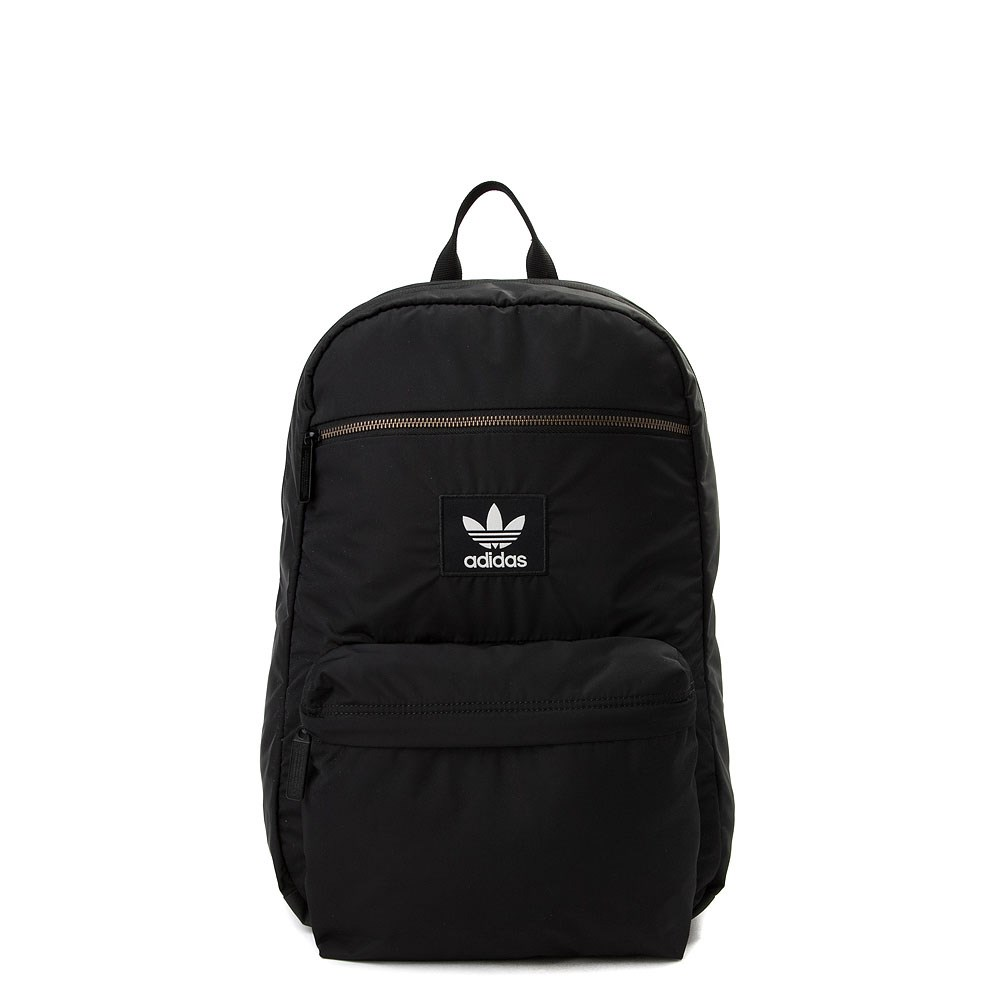 adidas National Plus Backpack - Black / White