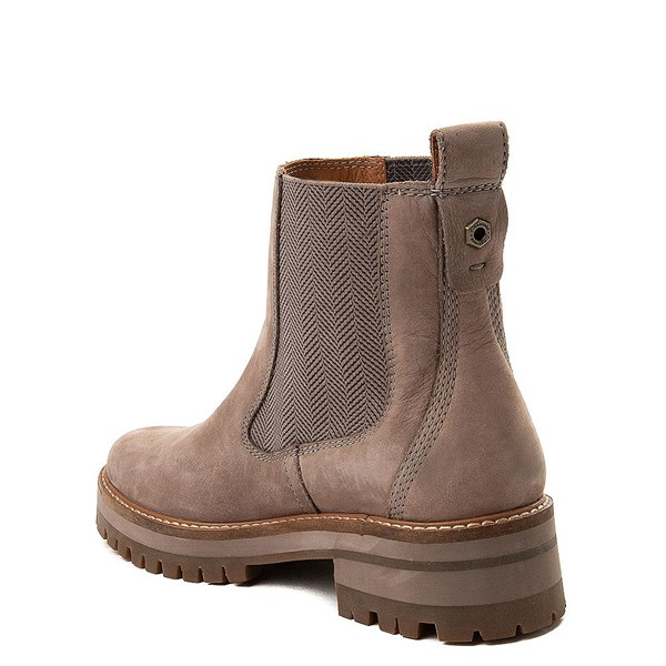 alternate view Womens Timberland Courmayeur Valley Chelsea Boot - TaupeALT2