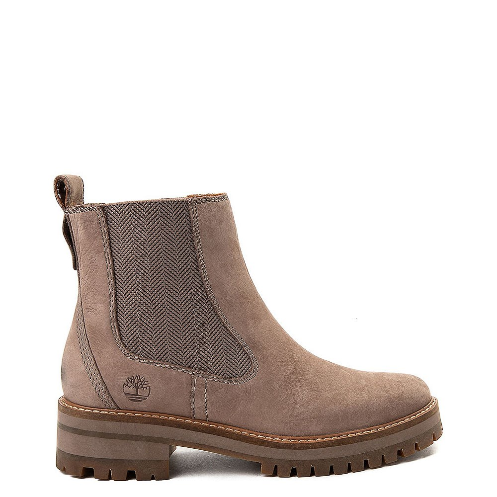 Womens Timberland Courmayeur Valley Chelsea Boot - Taupe