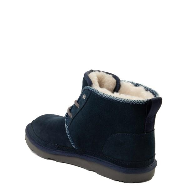 alternate view UGG® Neumel II Tasman Boot - Little Kid / Big Kid - NavyALT2