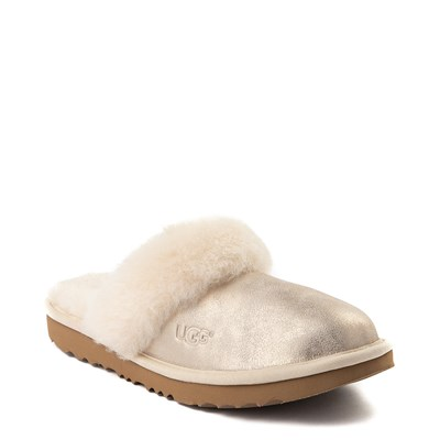 Alternate view of UGG® Cozy II Metallic Slipper - Little Kid / Big Kid