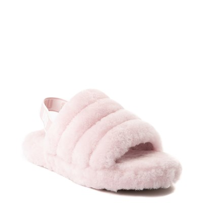 Alternate view of Youth/Tween UGG® Fluff Yeah Slide Sandal