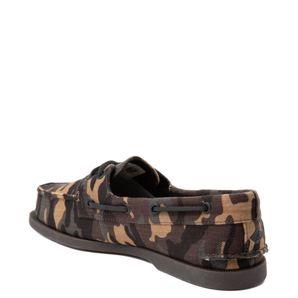 alternate view Mens Sperry Top-Sider Authentic Original Boat Shoe - CamoALT2