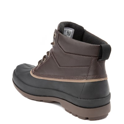 Alternate view of Mens Sperry Top-Sider Cold Bay Chukka Boot - Dark Brown / Black