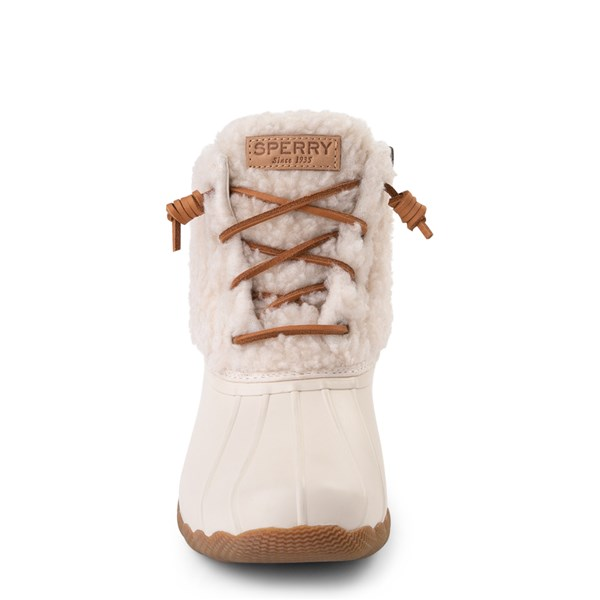 alternate view Womens Sperry Top-Sider Saltwater Sherpa BootALT4