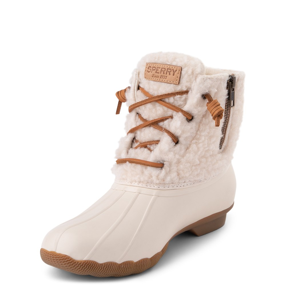 e236c77380d Womens Sperry Top-Sider Saltwater Sherpa Boot