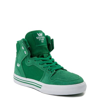 Alternate view of Youth/Tween Supra Vaider Skate Shoe